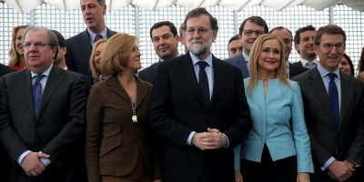 La izquierda se queda sola en España. La derecha no existe
